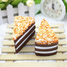 10cm Fake Cake Food Household Decortion Birthday Cake Play Props Squishy Charms