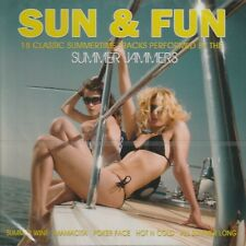Summer Jammers - Sun & Fun  - CD