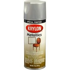 Krylon 1403 Special Purpose Indoor Fast-Dry Dull Aluminum Metallic Spray Paint