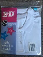 100% Cotton Uniforms (2-16 Years) for Girls