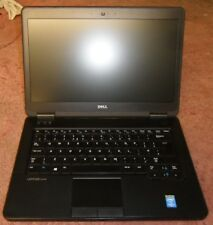 Dell Latitude E5440 I5-4200U 1.6GHz Processor/4GB DDR3 RAM/128GB SSD/Win 7 Pro!