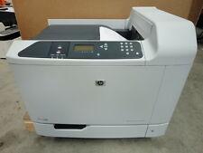 HP Colour LaserJet CP6015DN CP6015 A3 A4 Network Ready Colour Printer + Warranty