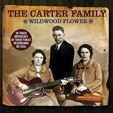 The Carter Family - Wildwood Flower - Greatest Hits - Anthology (2CD) NEW/SEALED