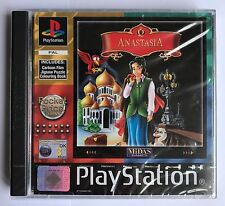 PS1 Anastasia (2001), UK Pal, Brand New & Sony Factory Sealed