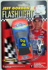Jeff Gordon Flashlight Keychain #24 Dupont Rainbow Chevrolet Impala NASCAR