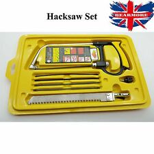 Mini Hacksaw Set for Wood Rubber Rope Bamboo Acrylic Pipe Nail Cutting Hacksaw