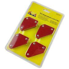 4 Pcs/set Mini e-Welding Positioner 9Lb Magnetic Fixed Angle Soldering LocatorV1