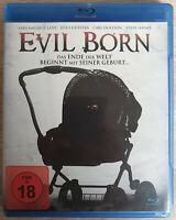 Evil Born 12/12/12 Spawn of Hell Bluray Sara Malakul Lane Neuwertig Like New
