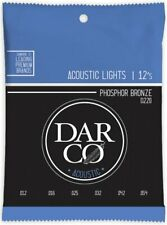 Martin DARCO D220 Cordes guitare acoustique LIGHT 012 054