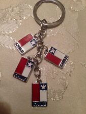 Chile Flag Keychain # 16.