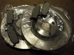 Rear brake discs & pads, Mazda MX-5 mk2.5 Sport, 276mm, big brakes, MX5 2001-05