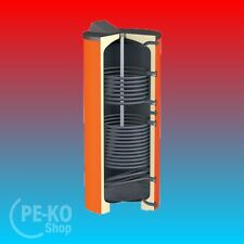 BUDERUS Stand Speicher Boiler Duo Solar 300 Liter