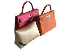 Bag-a-Vie Purse Shaping Pillow For / Fits Hermes Kelly 35 Purse Pillow