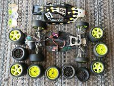 VINTAGE LOSI XX RC RACE CAR SPEED CONTROL AIRTRONICS RECIEVER MOTOR SERVO