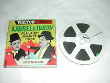 Ejército esos días Laurel & Hardy Walton Super 8 carrete de película
