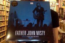 Father John Misty Live at Third Man Records LP sealed vinyl