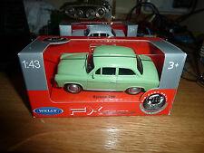 Polish Polski Syrena 105 1973 Welly 1/43 Diecast Mint boxed