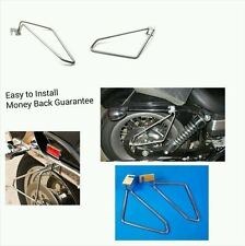 Motorcycle saddlebags Brackets For Suzuki Boulevard S40 LS650 Savage Models New