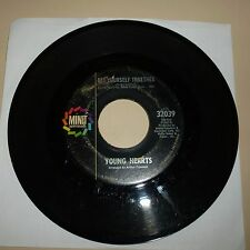 NORTHER SOUL 45 RPM RECORD - YOUNG HEARTS - MINIT 32039