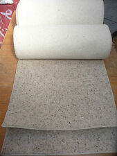 2 WOOL CARPET RUNNERS.. IDEAL STAIRS? 200 & 130 inches long x 21.5 wide #1922 23
