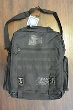 Clipper Caddy Barber Backpack for clippers classic 76 andis blades black