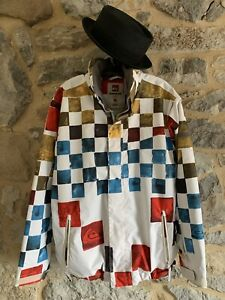 Quiksilver Utility Quiktech 8.000 MM Womans Ski Snowboarding Jacket Coat Size 16