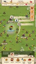 Empire: Four Kingdoms Account Level 70 (Max) Legendary Level 20