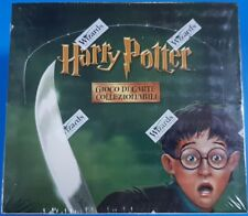 Harry Potter Tcg CAMERA DEI SEGRETI Box - 36 bustine (Wizards of the Coast,2002)