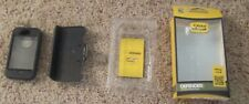 OTTERBOX  DEFENDER SERIES CASE AND CLIP FOR IPHONE 4 & 4S BLACK