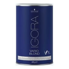 Schwarzkopf Vario Blonde White Bleach 450g