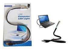 New Mini Flexible USB Computer LED Lamp Light Laptop Keyboard Illuminate Torch