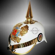 Pickelhaube zum Verkauf WW2 Helme Deutsche Preußische Pickelhaube-Memorabilien