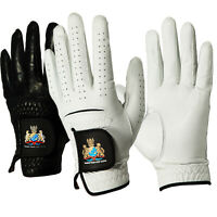 Men Golf Cabretta pure leather glove for Right Left Hand 3pcs pack Korean golf