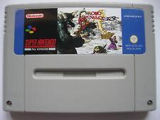 Chrono Trigger for Super Nintendo SNES PAL English