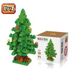 Diamond Mini Blocks Nano Micro Building Blocks Toys Gift Chrismas Tree