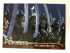 CHEAP PROMO CARD: LORD OF THE RINGS TWO TOWERS Topps #P3 ONE SHIP FEE PER ORDER