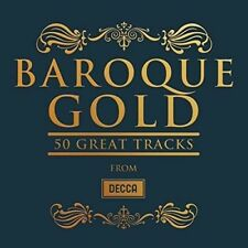 Diverse - Baroque Gold: 50 Great Tracks [New CD] Italy - Import