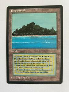 MTG Tropical Island / Tropeninsel / german FBB