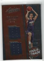 Dragan Bender 2016-17 Panini Absolute Tools of The Trade RC Rookie Jersey /149