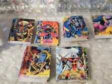 1994 Marvel Universe Series 5 Complete Base Set of Trading Cards #1-200 NM Fleer
