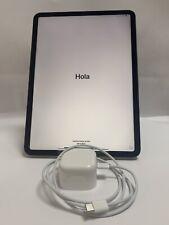 Apple iPad Pro 11 Inch 2nd Gen 2020 128GB Wi-Fi+Cellular 4G Unlocked Grey A2230