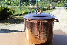 10 L Copper Brew & Stew Pot (2.5 Gallon)