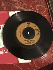 """Marvin Gaye 7"""" Single 45 Vinyl Sexual Healing"""