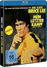 Bruce Lee - Mein letzter Kampf (UNCUT) auf Blu Ray NEU+OVP