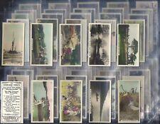 More details for cavanders-full set- the homeland series (black back f54 cards) - exc