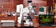 Zeiss AxioSkop-2 Plus Upright Fluorescence Microscope FITC TRITC