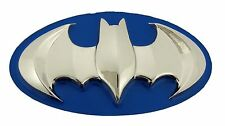 Batman Belt Buckle Gothic Tribal Original Usa American Superhero Dc Comics Logo