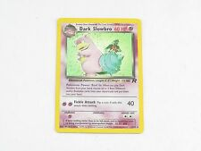 Pokemon TCG Card Team Rocket Dark Slowbro Good Condition #12