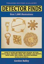 Detector Finds 1 - Metal Detecting Book **FREE P&P**