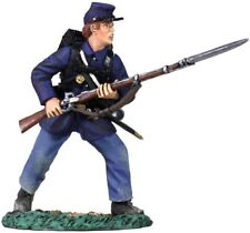 w.britains 31213 union infantry charging No.4